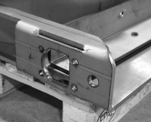 Metallverarbeitung zu Apparaten | aml AG Langenthal