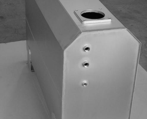 Stahlbleche & Aluminum walzen & schweissen | aml AG Langenthal