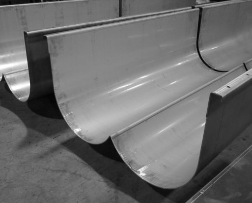 Apparatebau aus Stahlblechen & Aluminium | aml AG Langenthal